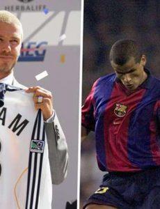 5 อันดับการย้ายทีมที่ช็อกโลกในศตวรรษที่ 21